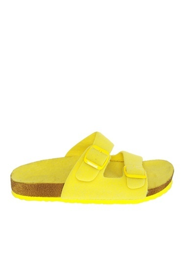 Limon Company Terlik Sarı